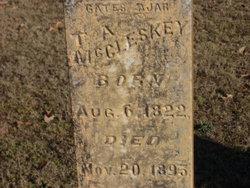 Thomas Adams McCleskey