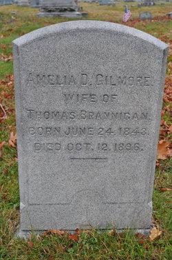 Amelia D. <i>Gilmore</i> Brannigan