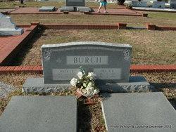 Ora Lee <i>Vaughn</i> Burch