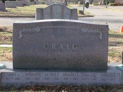Edwin Lannert Doc Craig