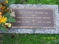 Steve R. Duhon, Sr