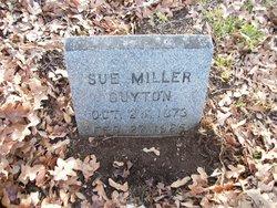Sue Miller Guyton