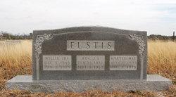 Willie Ida <i>Witt</i> Eustis