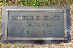 Scotch Edna <i>Thompson</i> Trask