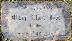 Mary Ellen <i>Curtis</i> Jobe
