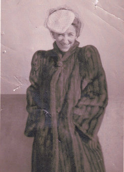 Margaret Mary <i>Campbell</i> Megill