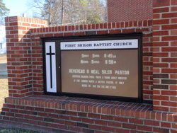 First Shiloh Baptist Church Cemetery