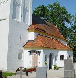 Gutsfriedhof Freiham