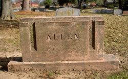 Daisy <i>Bell</i> Allen