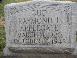 Raymond Lee Bud Applegate