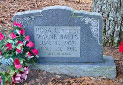 Rosavel Rose <i>Carter</i> Batts