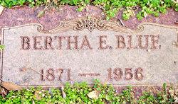 Bertha Elizabeth <i>Herod</i> Blue