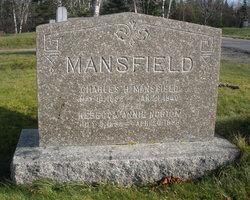 Rebecca Ann Annie <i>Norton</i> Mansfield