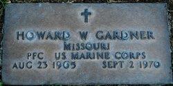 Howard William Gardner