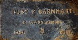 Ruby Pearl <i>Brown</i> Barnhart
