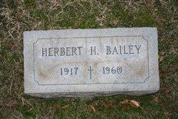 Herbert H. Bailey