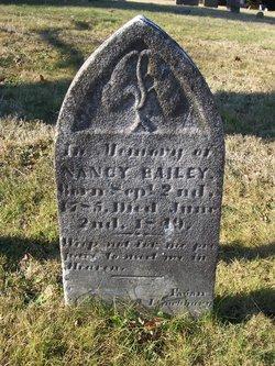 Nancy <i>Harvey</i> Bailey