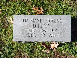 Ida Maye <i>Higgins</i> Dillon