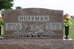Faye <i>Lovelace</i> Huffman