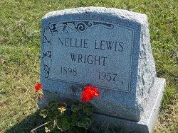 Nellie <i>Lewis</i> Wright