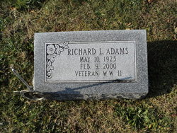 Richard L Adams