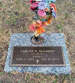 Carlos G. Alameda