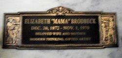 Elizabeth Mama <i>Forbes</i> Brodbeck