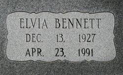 Elvia Ellen <i>Bennett</i> Carter
