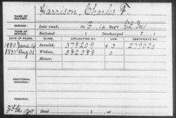 Charles F. Harrison