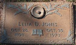 Lelia Deborah <i>Rosson</i> Jones