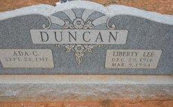 Liberty Lee Duncan