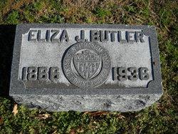 Eliza J. Butler