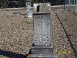 Martha Susanna <i>Hollis</i> Hathcock