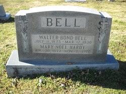 Mary Noel <i>Hardy</i> Bell