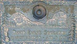 David Evans Singleton