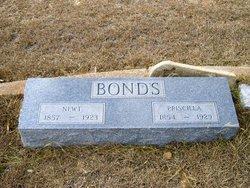 Priscilla Bonds