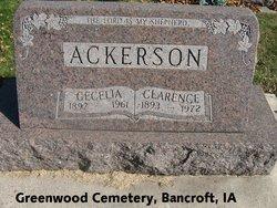 Clarence E. Ackerson