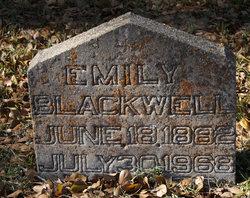 Emily <i>Lambright</i> Blackwell