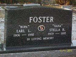 Stella Belle Nana <i>Kincaid</i> Foster