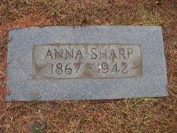 Mrs Anna S. Annie <i>Irvin</i> Sharp