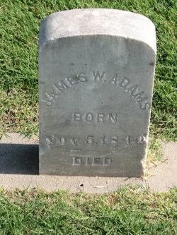 Pvt James W. Adams