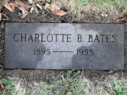 Charlotte B. <i>Gardiner</i> Bates