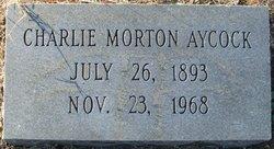 Charlie Morton Aycock