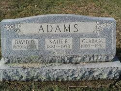 Katie Barbara <i>Hilbert</i> Adams