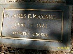 Dr James E McConnell