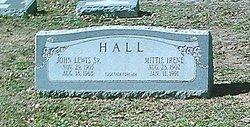 Mittie Irene Hall