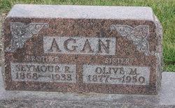 Olive M. Agan