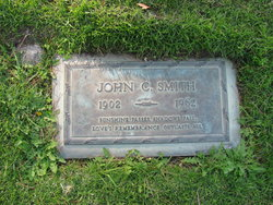John Cedric Smith