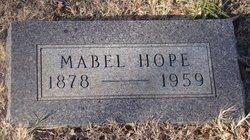 Mabel Hope Sherer