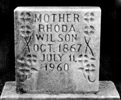 Rhoda Ann <i>Webb</i> Wilson